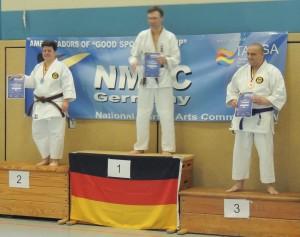 Sylvia Platz 2 und Marko Platz 3