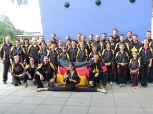 Das deutsche Nationalteam