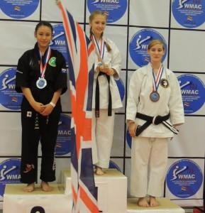 Jasmin Platz 3 in Kata