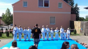 Die ISAMU Karate Kids